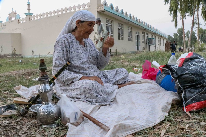 """Can canh nguoi dan Afghanistan """"chay loan"""" khi Taliban hoanh hanh-Hinh-6"""