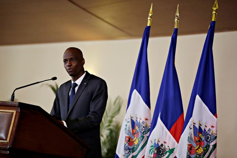 Chan dung nu nghi pham dau tien am sat Tong thong Haiti-Hinh-7