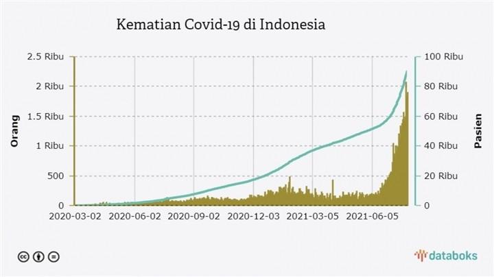 Indonesia con xa muc tieu kiem soat duoc dich COVID-19