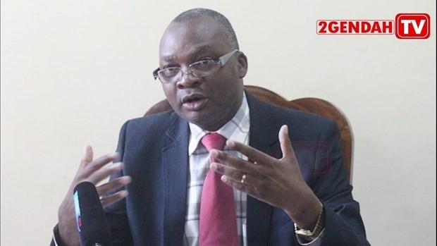 Bo truong Quoc phong Tanzania Elias Kwandikwa dot tu