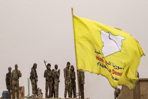 Khung bo IS tan cong don dap can cu nguoi Kurd tai Syria?