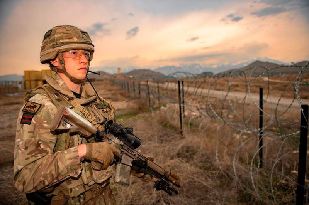 My, Anh, Canada dua hang nghin quan toi Afghanistan