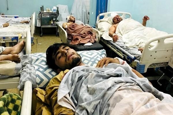 The gioi phan no vu danh bom khung bo Kabul