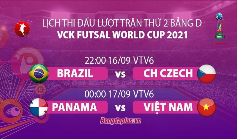 Dang cap qua khac biet, DT futsal Viet Nam thua dam Brazil-Hinh-4