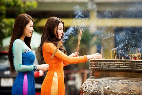 Nguyen tac khong the khong nho khi di le chua ngay Ram