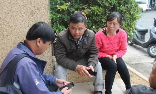 Loi ke cua nan nhan vu kiem lam bi tan cong tai Lam Dong