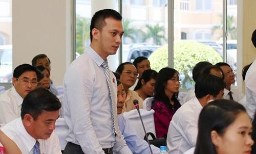 Con trai ong Nguyen Ba Thanh Co quyen chua chac dam quyet