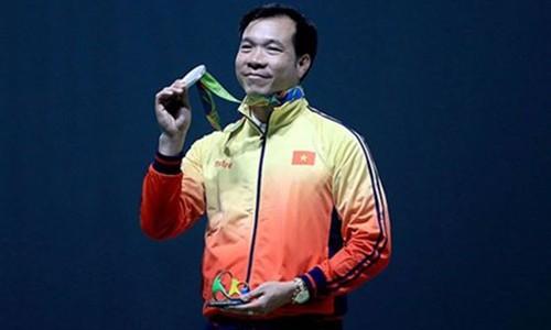 Xa thu Hoang Xuan Vinh co hon 5,5 ty tien thuong