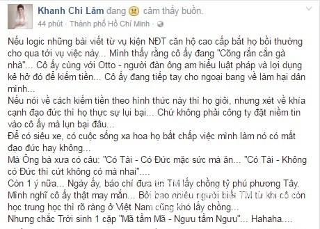 Lam Chi Khanh