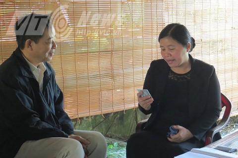 "Vi sao ""nha ngoai cam"" khang dinh tim thay mo cu Nguyen Binh Khiem?"