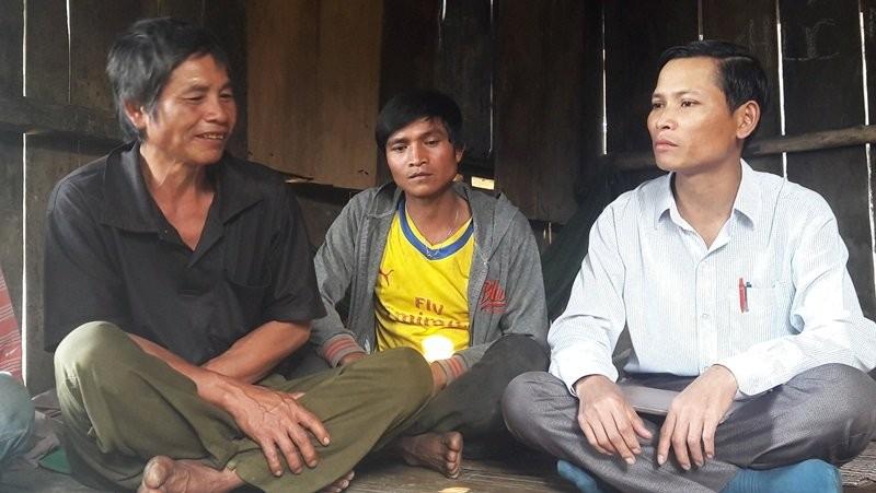 Bi hai chuyen dan ba nghien ruou tren day Ngoc Linh