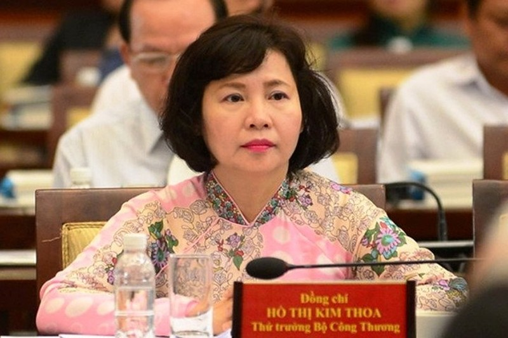 Bo Tai chinh ly giai tai san khung cua Thu truong Kim Thoa