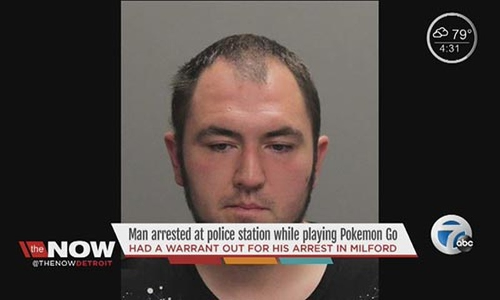 Di bat Pokemon, ten toi pham bi truy na tu sa luoi