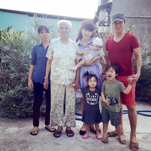 Chuyen me chong - nang dau cua sao Viet co