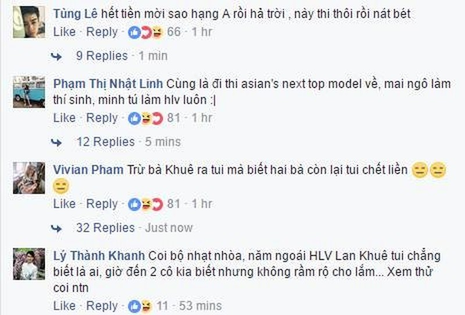 Huan luyen vien The Face mua 2 bi che chua du tam-Hinh-2