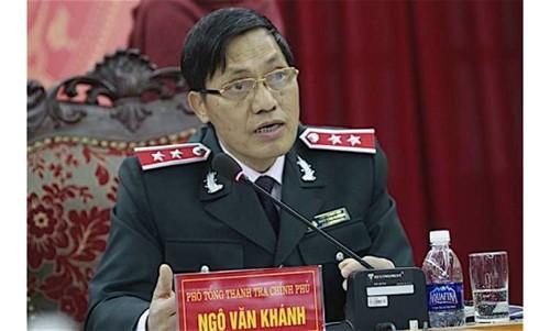 12 du an ngan ty thua lo: Pho tong Thanh tra Chinh phu len tieng