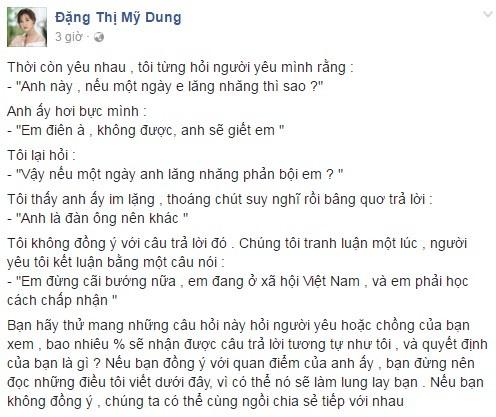 Lo cuoc tranh cai gay gat giua Midu - Phan Thanh truoc chia tay?-Hinh-2