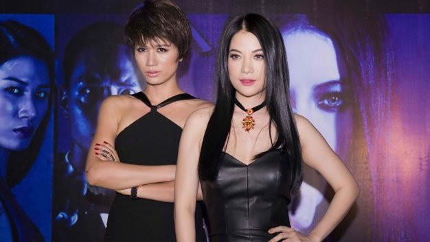 Nguoi mau Trang Tran bị tạm giũ