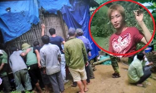 Nghi phạm vụ thảm sát ỏ Yen Bái tùng dọa giét mẹ dẻ
