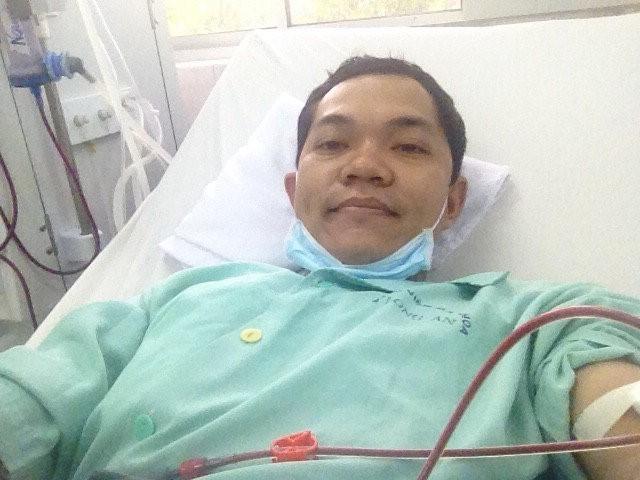 Bo truong Y te chi dao ghep than cho nha bao Nguyen Van Bang