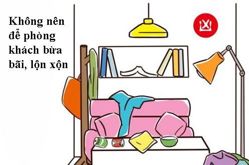 7 loi phong thuy phong khach khien gia chu ngheo mat kiep-Hinh-2