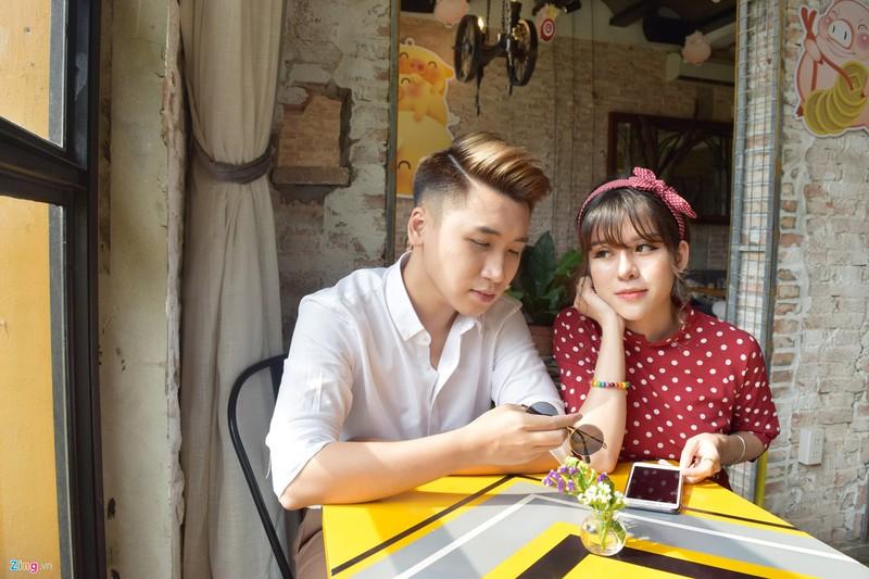 """Vlog Huy Cung: 'Chua tung yeu co gai nao tuyet voi nhu vo""""-Hinh-2"""