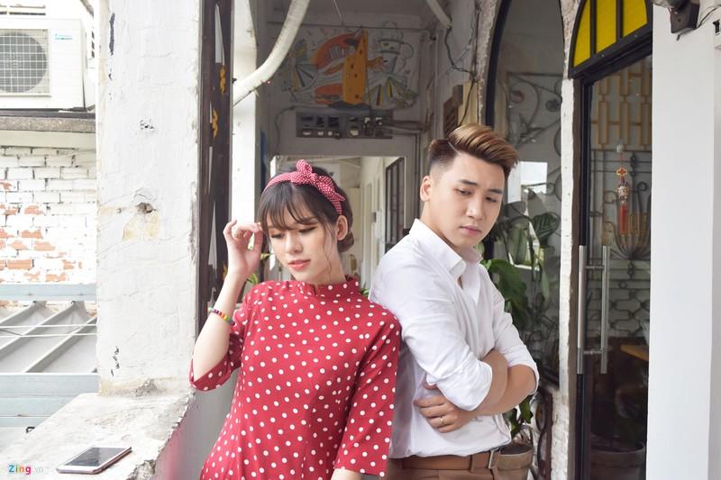 """Vlog Huy Cung: 'Chua tung yeu co gai nao tuyet voi nhu vo""""-Hinh-3"""