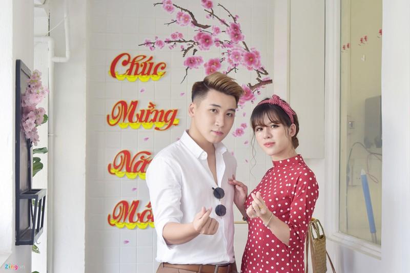 """Vlog Huy Cung: 'Chua tung yeu co gai nao tuyet voi nhu vo""""-Hinh-6"""