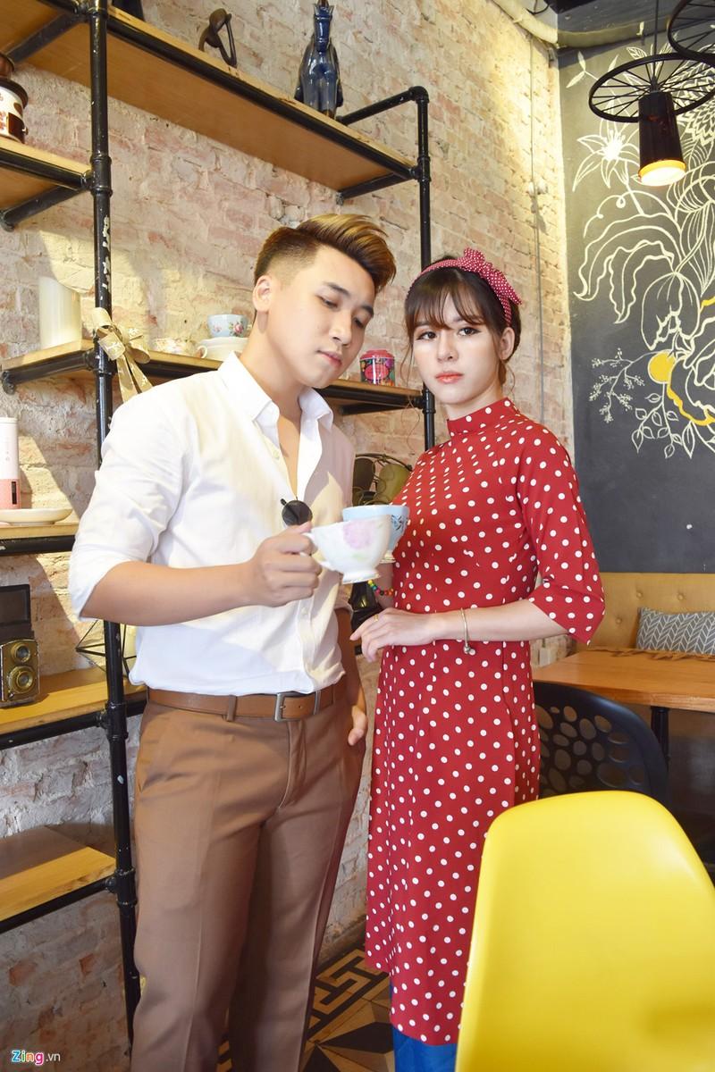"Vlog Huy Cung: 'Chua tung yeu co gai nao tuyet voi nhu vo"""