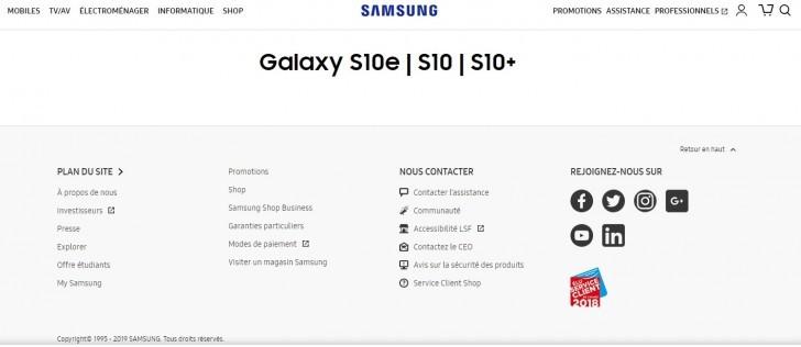 Samsung chinh thuc xac nhan ten goi Galaxy S10e
