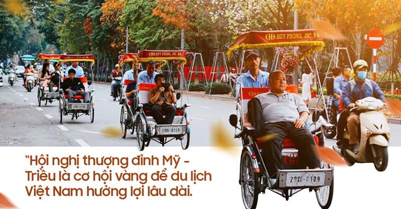 Hoi nghi Thuong dinh My Trieu: Co hoi vang cho du lich Viet Nam phat trien