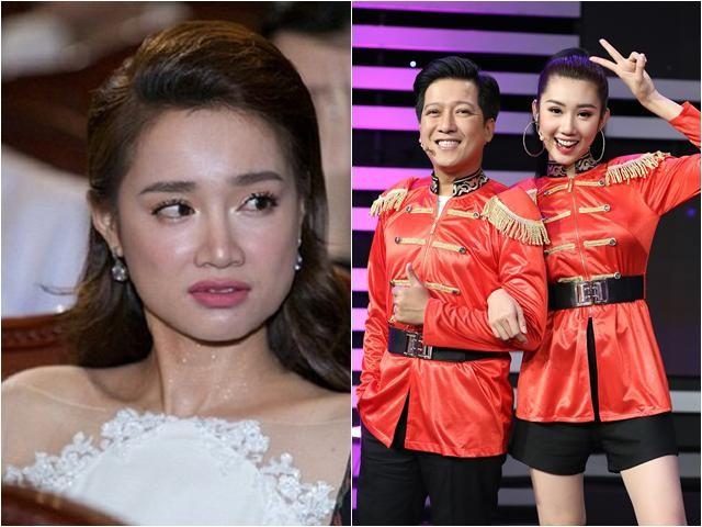 "Nha Phuong co ""noi mau ghen"" khi thay Truong Giang nhu the nay-Hinh-2"