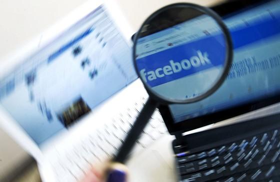 Nguoi dung Facebook bi ro ri thong tin