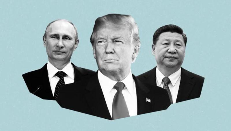 Tong thong Donald Trump se gap ai o G20?