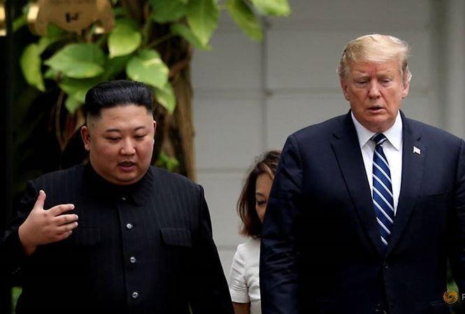 Tong thong Trump tham khu phi quan su, se gui thong diep gi toi Trieu Tien?