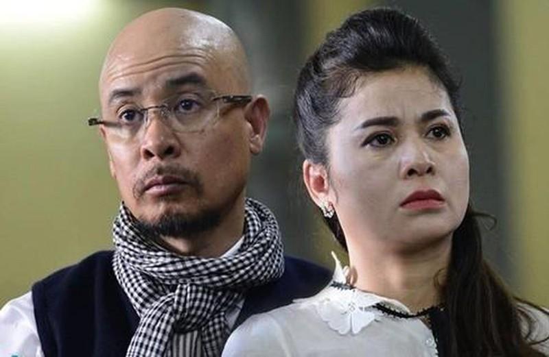 Trung Nguyen phan phao... to ba Le Hoang Diep Thao co hanh vi vu khong, pha hoai
