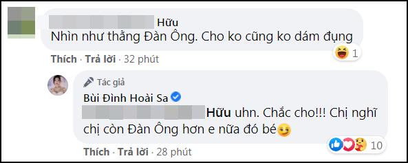 """Hoa hau Hoai Sa bi che """"nhu thang dan ong, cho khong dam dung""""-Hinh-2"""