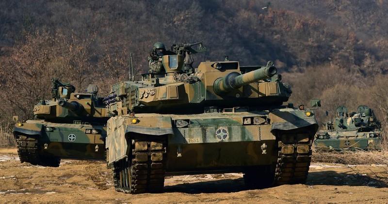 K2 Black Panther: Vu khi nang tam nen cong nghiep quoc phong Han Quoc-Hinh-12