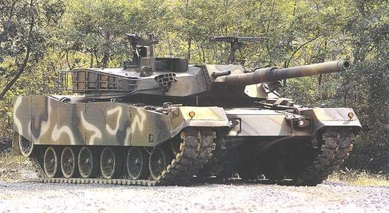 K2 Black Panther: Vu khi nang tam nen cong nghiep quoc phong Han Quoc-Hinh-5