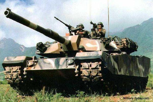K2 Black Panther: Vu khi nang tam nen cong nghiep quoc phong Han Quoc-Hinh-6
