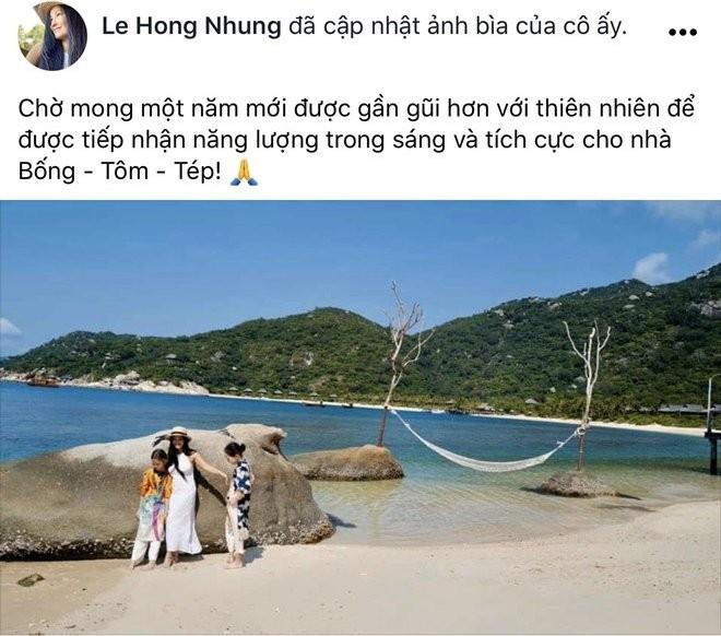 Sao viet dip Tet 2020: Vo chong Xuan Lan di My lam tiec bao hy, Trang Tran sang Uc gap ong xa-Hinh-14