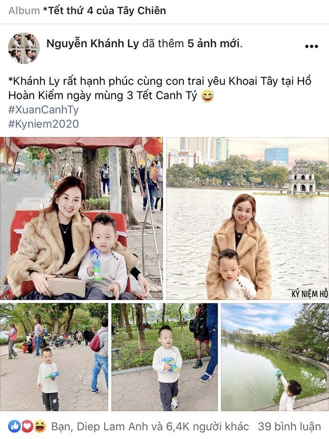 Sao viet dip Tet 2020: Vo chong Xuan Lan di My lam tiec bao hy, Trang Tran sang Uc gap ong xa-Hinh-18