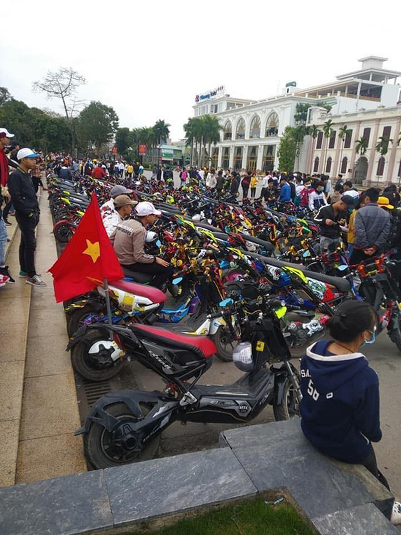 Duoc nghi tranh dich Covid-19, hoc sinh Nam Dinh