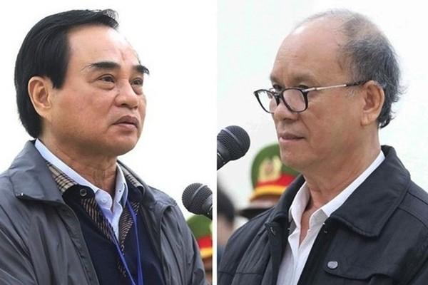 Hai cuu Chu tich Da Nang va Phan Van Anh Vu lai sap hau toa