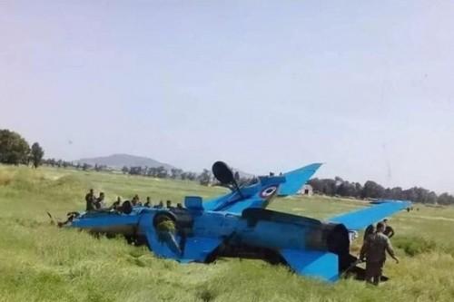 Tiem kich MiG-21 Syria bi ban roi o tinh Hama?
