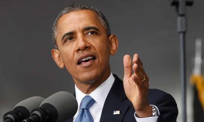 Ong Obama pha le, chi trich cong khai chinh quyen Tong thong Trump
