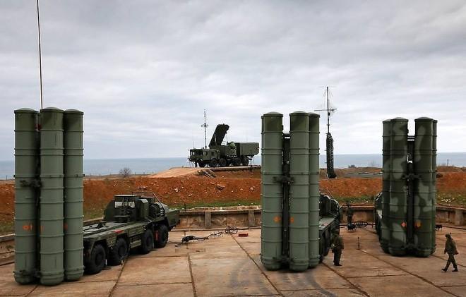 Vi sao S-300, S-400 Nga