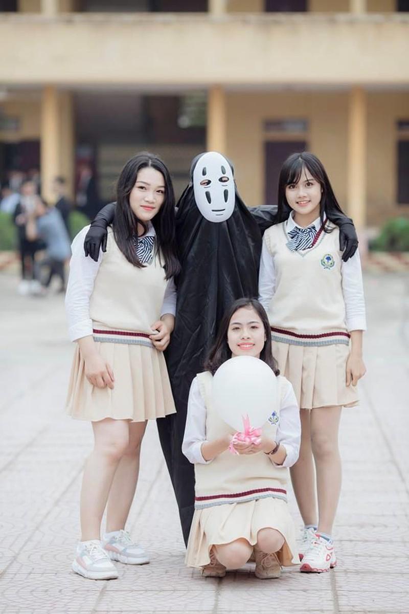 Cosplay giong het Blackpink, nhom nu sinh bong noi tieng-Hinh-9