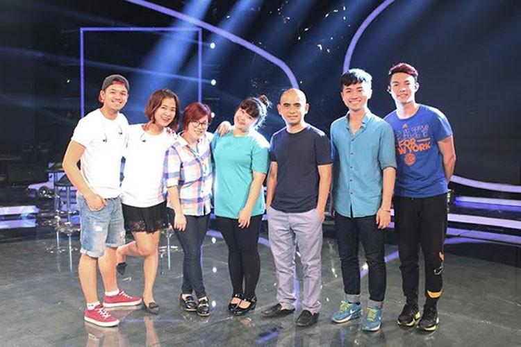 Hot boy co khuon mat ngay tho chia tay Vietnam Idol 2015