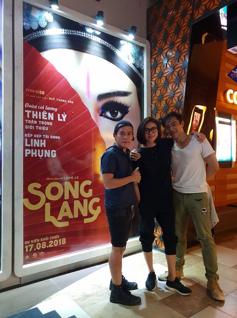 Ngo Thanh Van va chieu PR cu: Cu ra mat phim la lum xum!